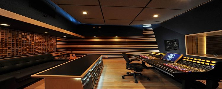 Akustik Ahşap Duvar Panelleri