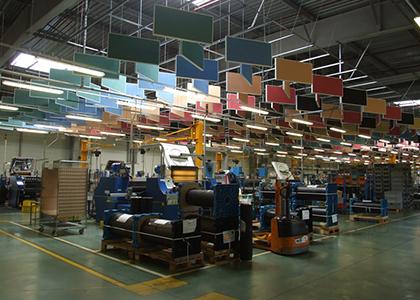 Fabrika Akustik Ses Yalıtımı