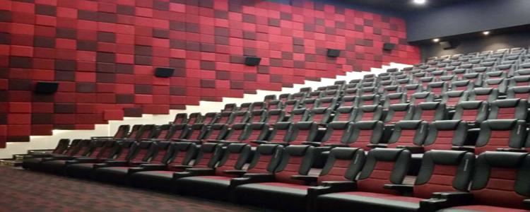 Adana Sinema Salonu Ses Yalıtımı